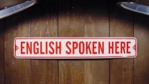 контент на английском языке