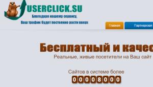 Userclick