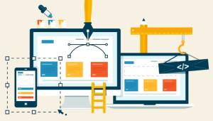 Концепция веб-дизайна для коммерческих сайтов