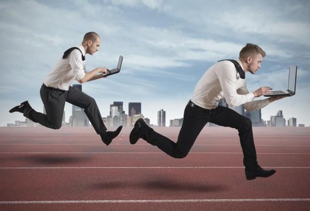конкуренция и интернет